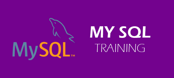 My SQL Training